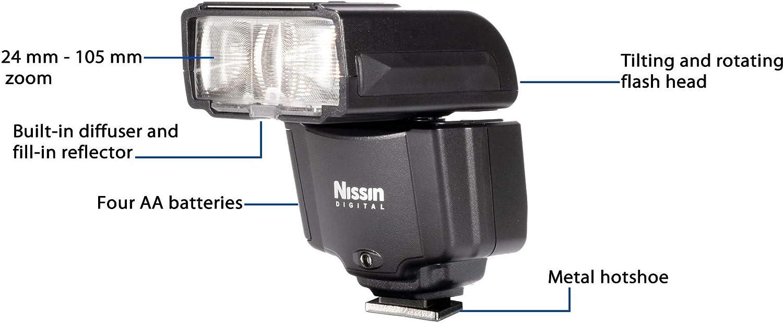Nissin i400 TTL Flash for Fujifilm Cameras ND400-FJ