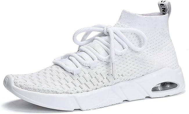 TUOKING Zapatillas Deporte Running Deportivas Hombre Zapatos para ...