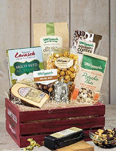 Stew's Choice Gourmet Gift Basket from Stew Leonard's Gifts