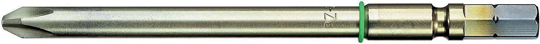 2-Pack Festool 492527 Centrotec Pozidrive Bit 1-100mm