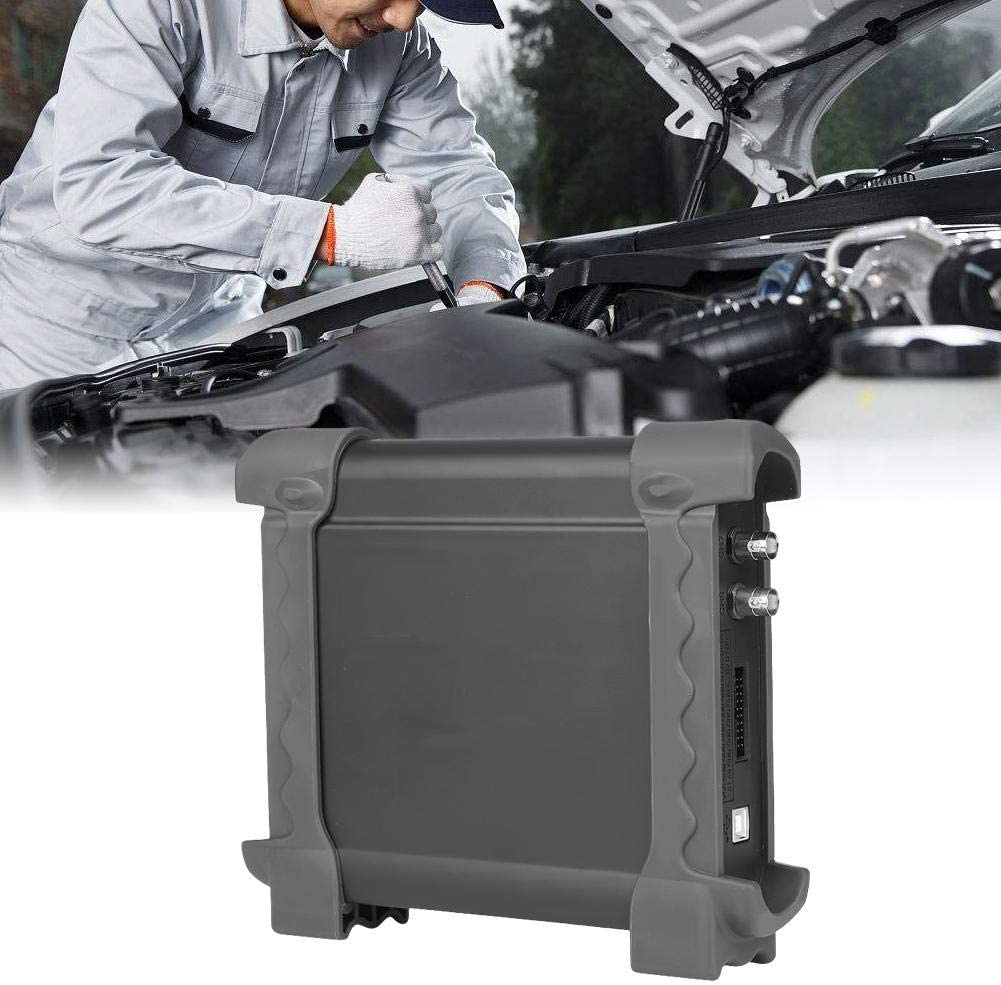 Liukouu Hantek 1008C 8 Channel Virtual Automotive USB Oscilloscope DAQ Signal Generator