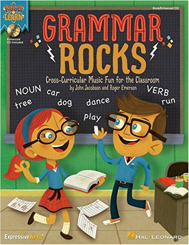 Hal Leonard Grammar Rocks! Enhanced Perf/Accomp CD ()