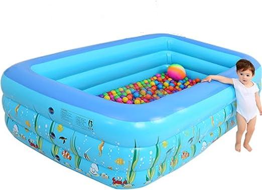 fiesta en la piscina de natación inflable anillo hinchable para ...