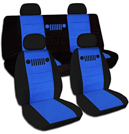 Groovy Amazon Com Designcovers 2002 2007 Jeep Liberty Two Tone Pdpeps Interior Chair Design Pdpepsorg