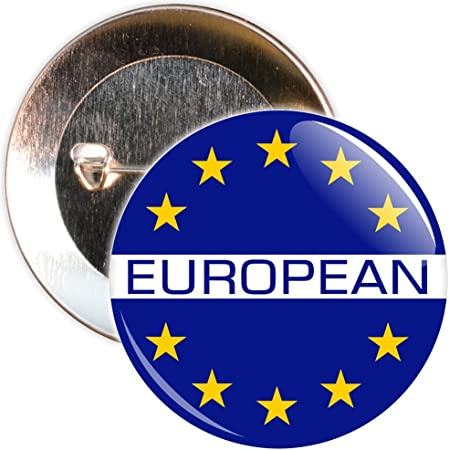 Scotland in Europe Great Britain Referendum Enamel Lapel Pin Badge