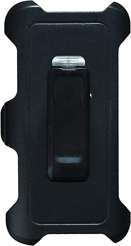 New Black Rotating Swivel Belt Clip Holster Replacement for iPhone 6//iPhone 6S//iPhone 7//iPhone 8 Otterbox Defender Case with Kickstand