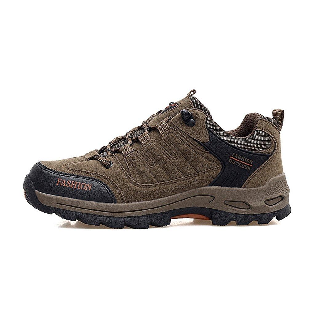 XIGUAFR - botas de caño bajo Unisex adulto 42 EU marrón