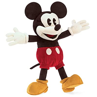 Folkmanis 5008 Disney Mickey Mouse Hand Puppet, Standard, Multicolor: Toys & Games