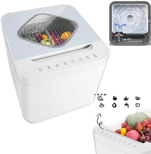 Lavadora ultrasónica de hortalizas de frutas y verduras de 13L ...
