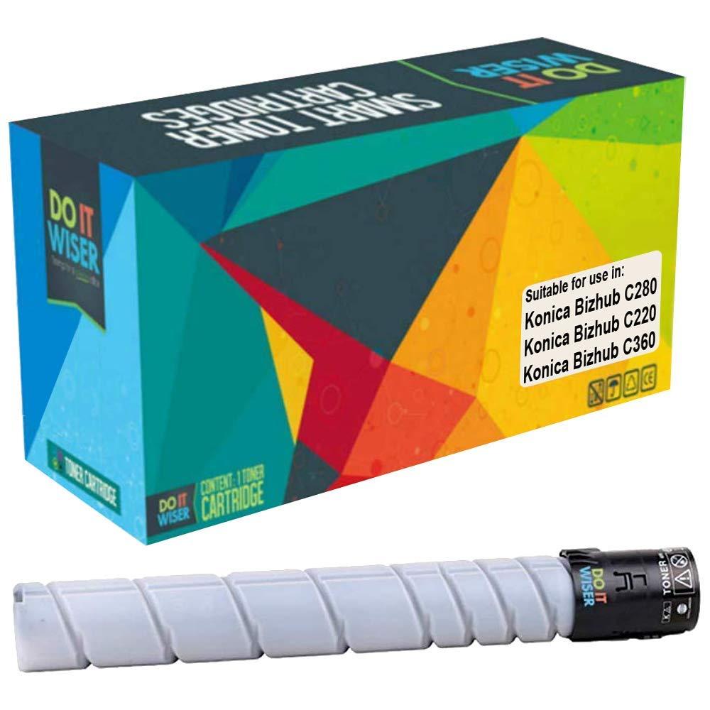 Toner Alternativo ( X1 ) Negro C360 C220 C280 TN216 TN216K TN319 TN319K