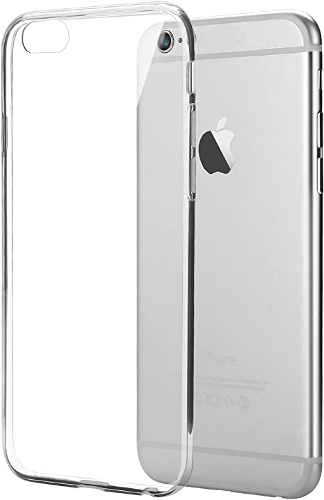Bingsale AMversio2015109 - Funda para Apple iPhone 6S/6 (silicona, TPU), transparente: Amazon.es: Electrónica