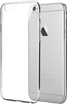 Bingsale AMversio2015109 - Funda para Apple iPhone 6S/6 (silicona, TPU), transparente: Amazon.es: Electrónica