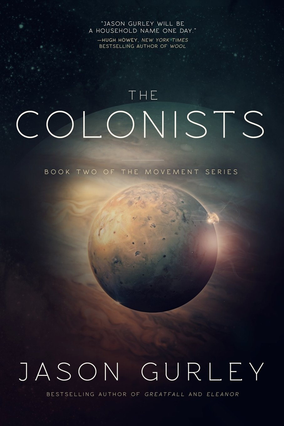 Download The Colonists (The Movement Trilogy) (Volume 2) pdf