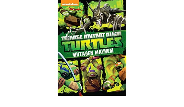 Teenage Mutant Ninja Turtles: Mutation Situation Reino Unido ...
