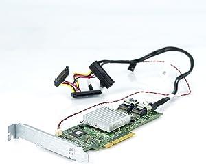 Dell HV52W 8-Port Internal 6Gb/s SAS+SATA RAID Controller Card Precision T5600 T7600 T3600