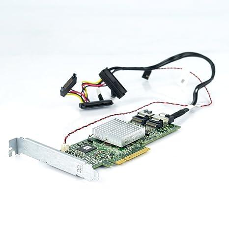 Dell HV52W PowerEdge T3600 PERC H310 - Tarjeta controladora de ...