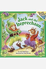 Jack and the Leprechaun (Pictureback(R)) by Ivan Robertson (2000-01-25) Paperback