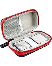 Hard Carrying Travel Case Bag for Alivecor KardiaMobile EKG Monitor Wireless EKG by SANVSEN