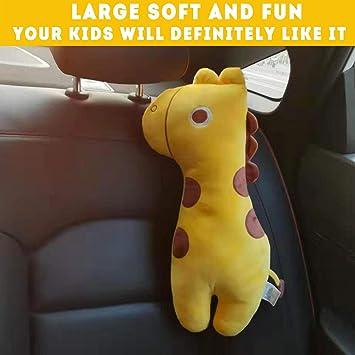 Amazon.com: Funda para cinturón de seguridad para asiento de ...