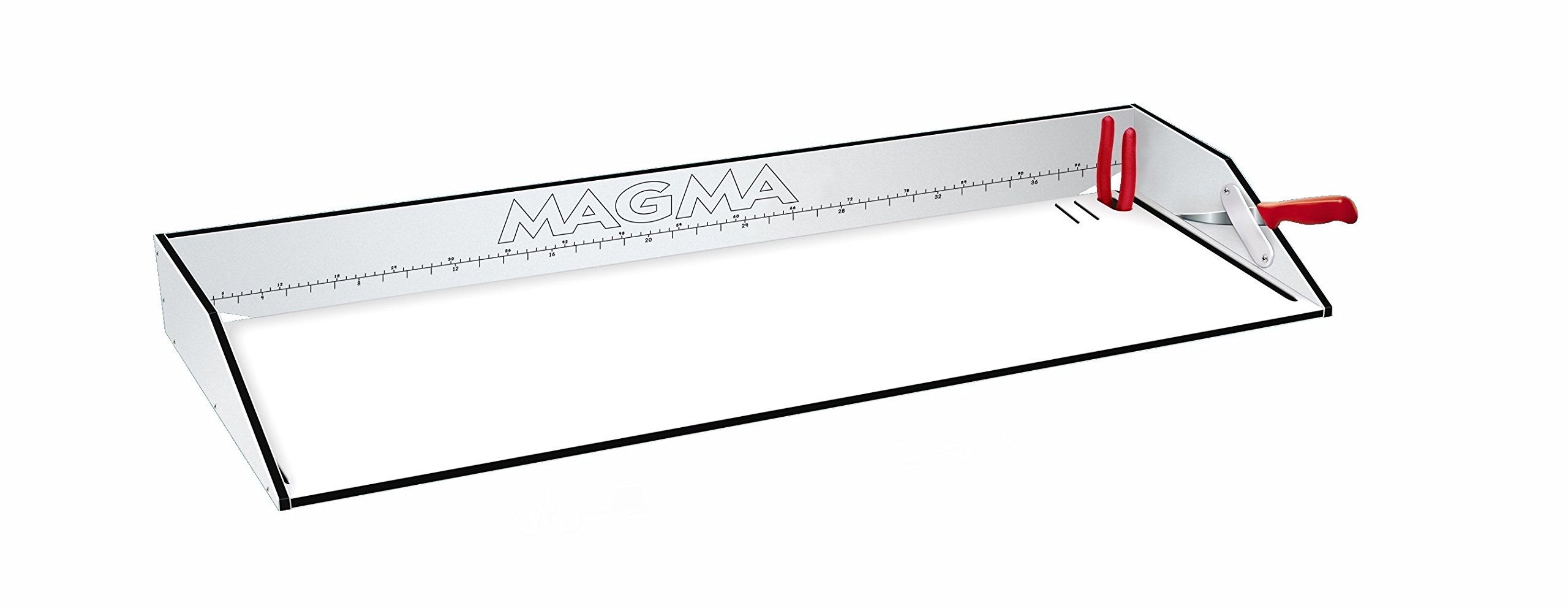 Magma Products, T10-504B 41'' First Mate Dual-Mount Cutting & Food Serving Table by Magma Products