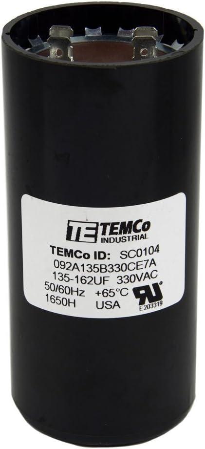 88-106 MFD UF 330v 330vac Motor Start Capacitor HVAC Cap USA for sale online