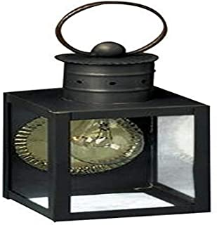 product image for Brass Traditions 241 DAAC Small Wall Lantern 200 Series Loop Top, Antique Copper Finish 200 Series Loop Top Wall Lantern