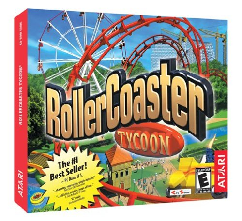 Roller Coaster Tycoon (Jewel Case) - PC by Atari (Image #2)