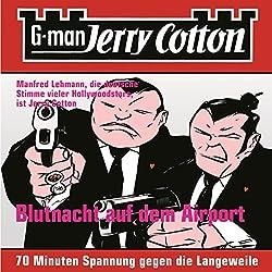 Blutnacht auf dem Airport (Jerry Cotton 4)