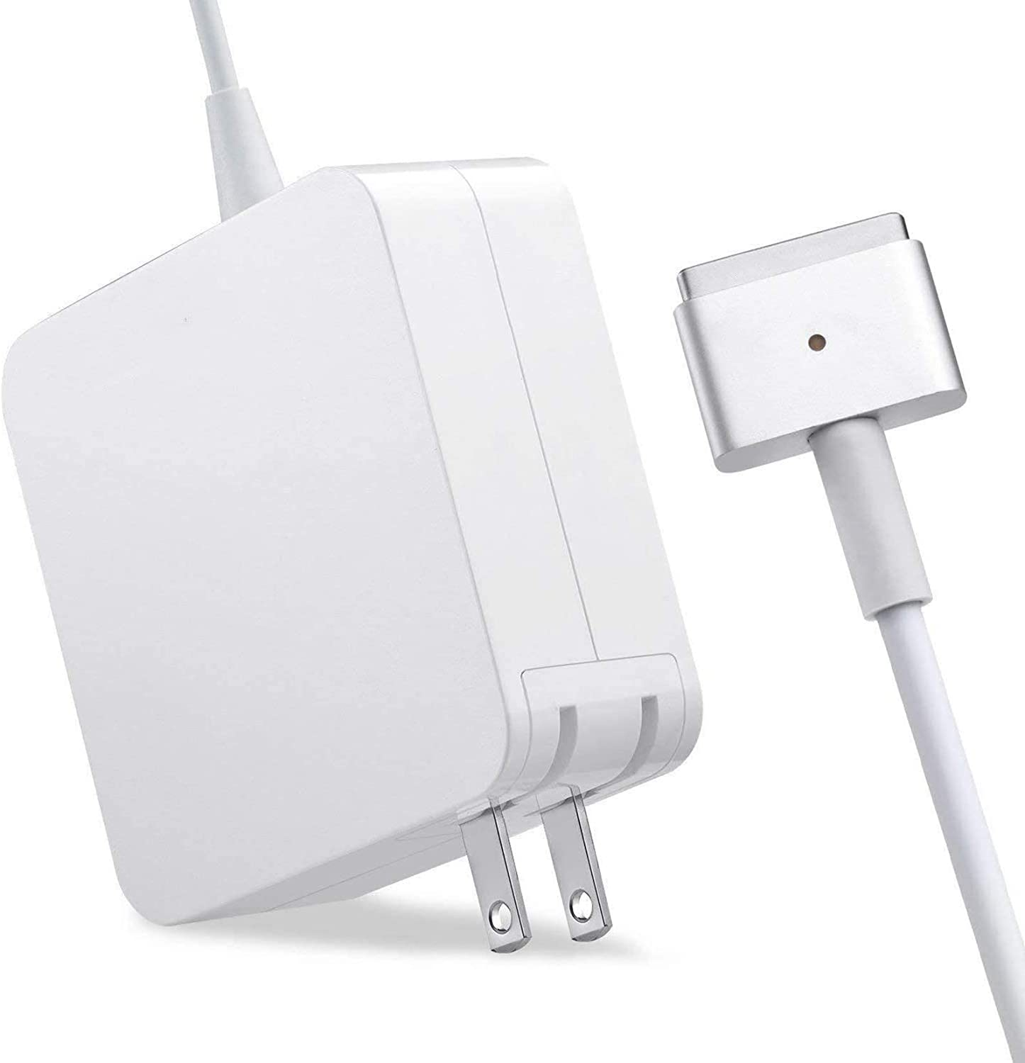 Mac Book Pro Charger, Replacement 85w Magnetic T-Tip Power Adapter Charger for Mac Book Pro 17/15/13 inch (After Mid 2012 Models)