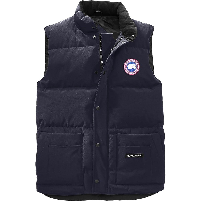 [カナダグース] メンズ ベスト Freestyle Crew Vest Men's [並行輸入品] B07DKX72YV  M
