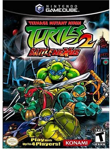 Amazon.com: Teenage Mutant Ninja Turtles 2 Battle Nexus ...