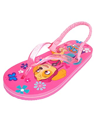 fb8835b23bdcc Amazon.com  Paw Patrol Pink Girls Sandals  Clothing