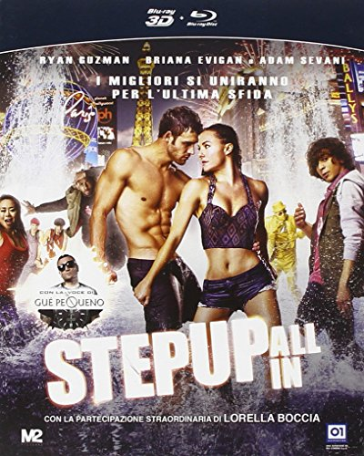 Step Up All In [2D DVD] [3D Blu-ray] [IT Import]