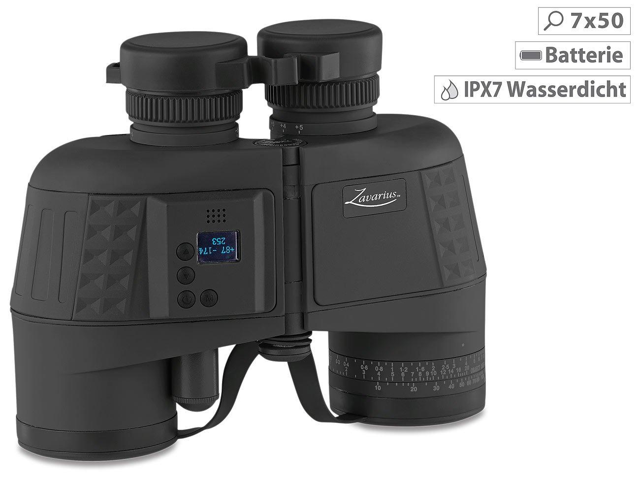 Fernglas Mit Kompass Und Entfernungsmesser Test : Zavarius entfernungsmesser wasserdichtes amazon elektronik