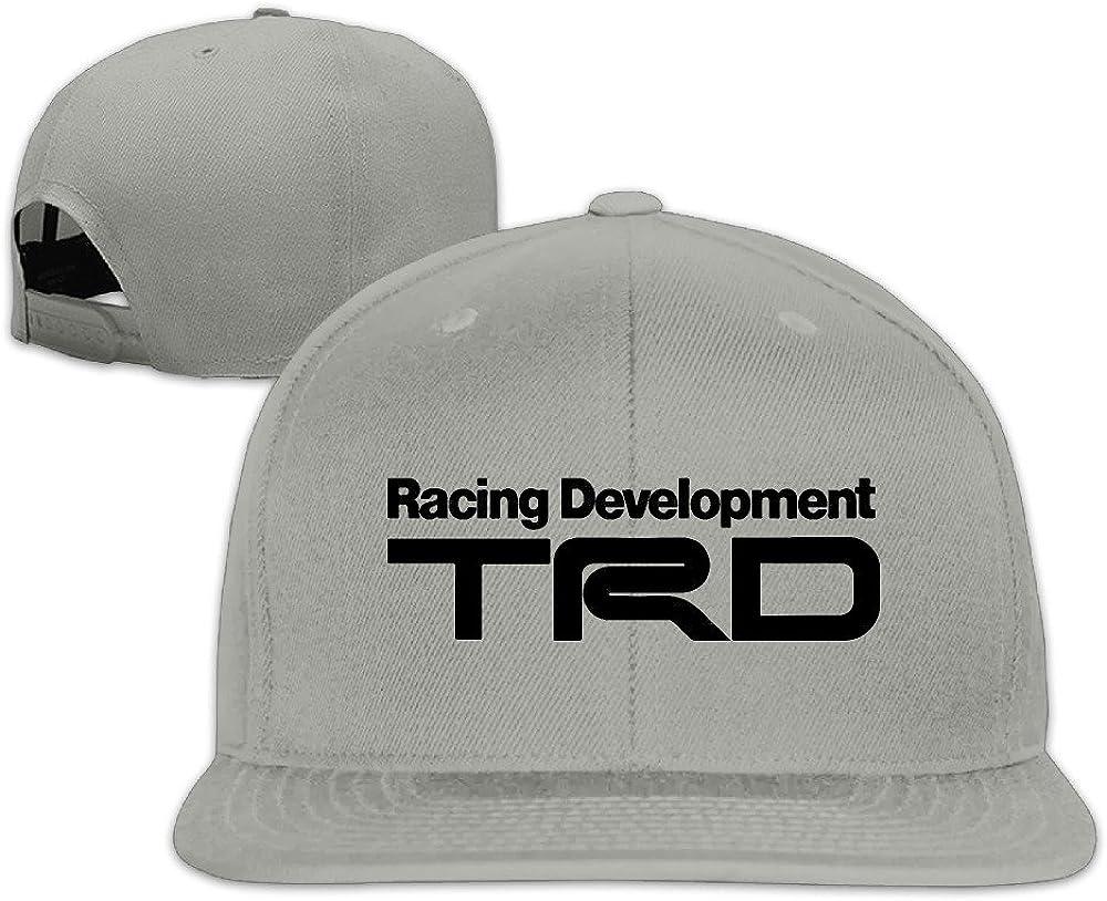 DynamicRights Racing Development TRD Peaked Gorra de béisbol con ...