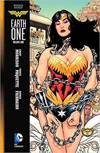 Wonder woman erotic box