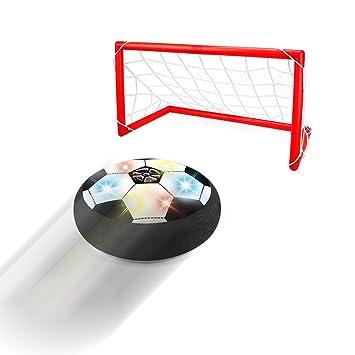 GizmoVine Niños flotan juguetes de juego de pelota con luz LED y ...