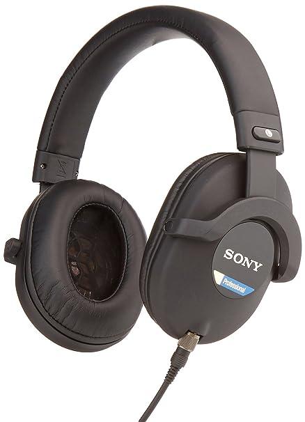 Amazon.com  Sony MDR7520 Professional Studio Headphones 2231c4ba67