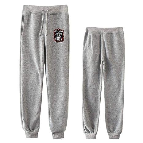 INSTO Pantalones de Hombre/Mujer Pantalones de Chándal Pantalones ...