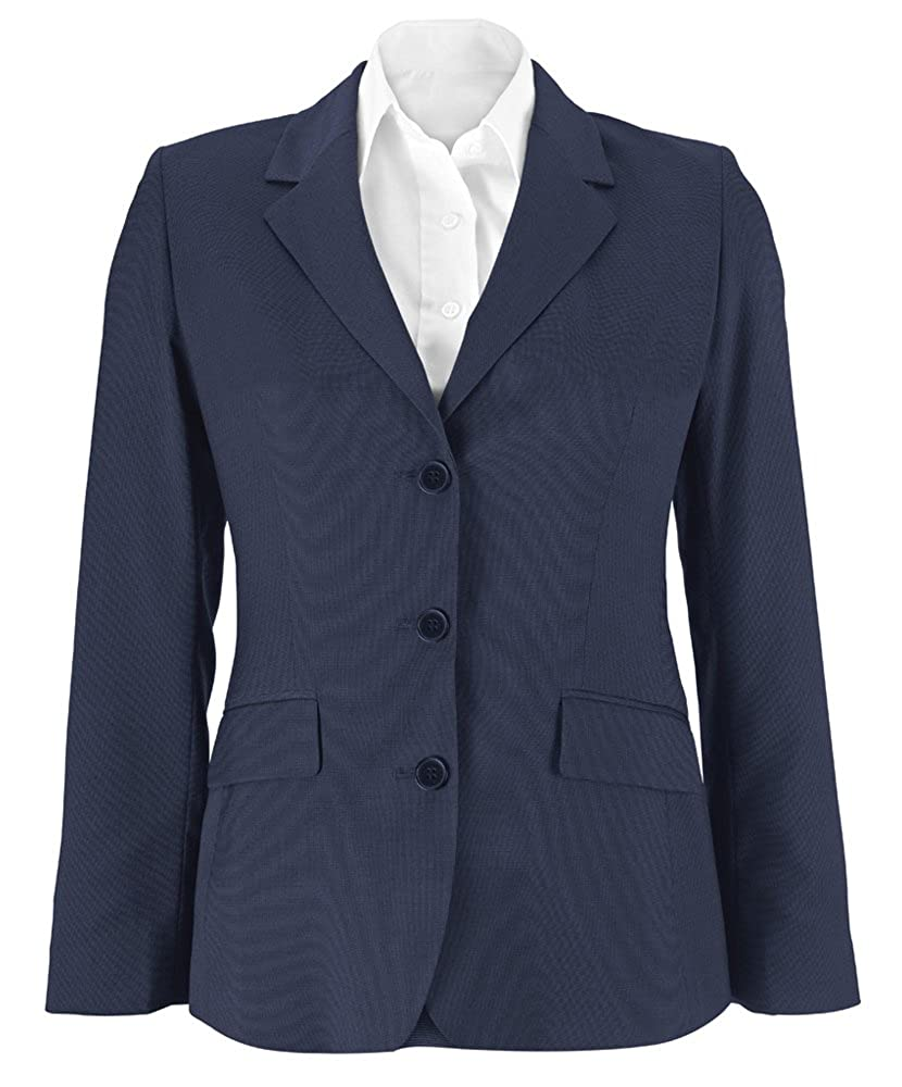 Icona by Alexandra Workwear Womens Icona Three Button Jacket