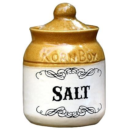 Image result for ceramic salt container india