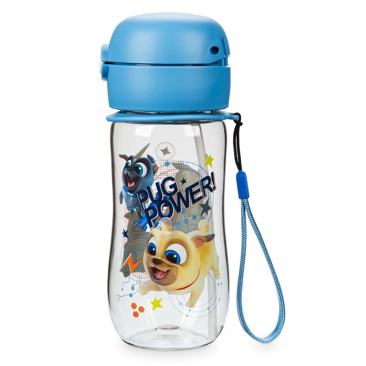 Disney Junior Puppy Dog Pals Canteen Water Bottle 12 oz. by Disney