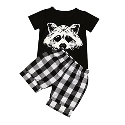 Tunic and Pants Outfit Kids Clothes Suit Set Memela Baby Clothes,Baby Girls Top and Pant Set
