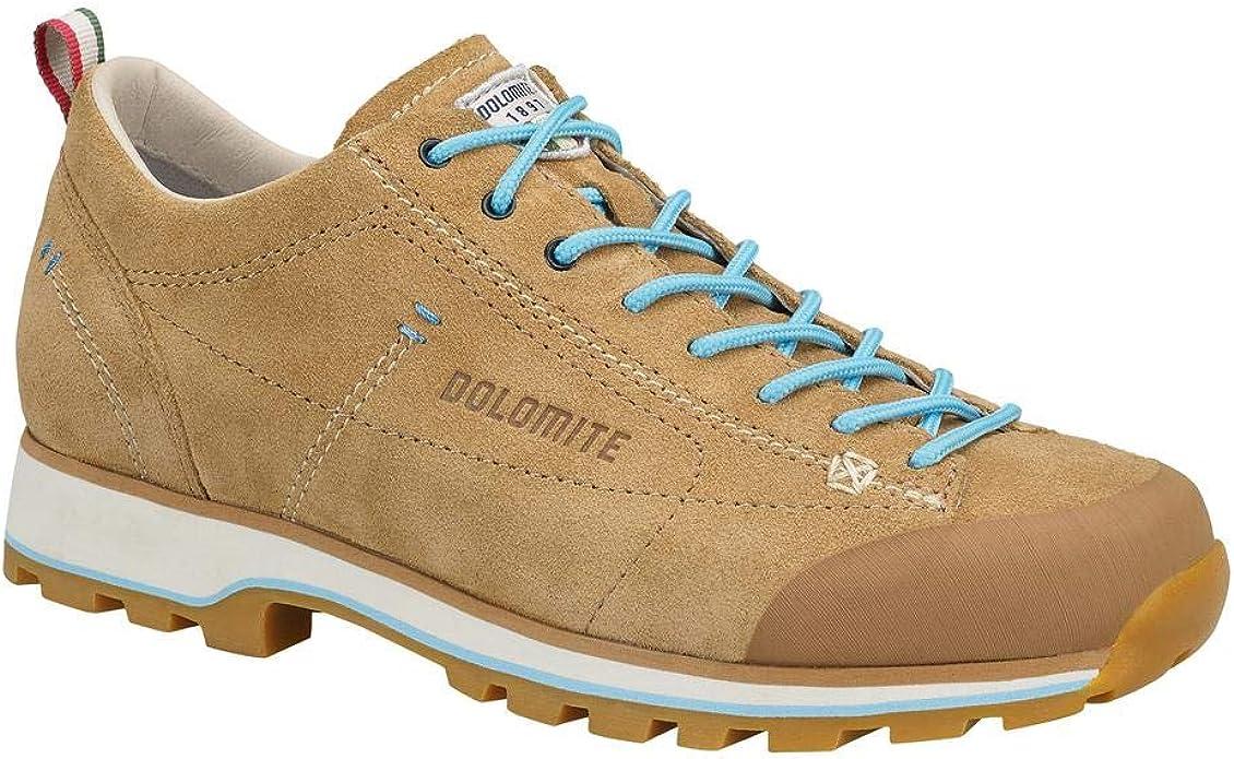Dolomite Cinquantaquattro Low Leder Sneaker grau