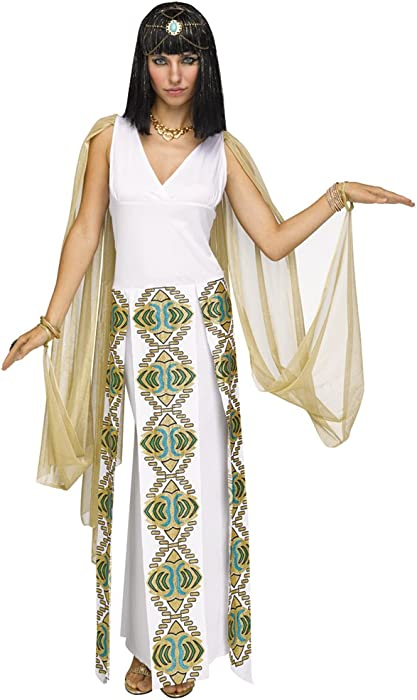 Fun World Womens Sexy Cleopatra Egyptian Costume Size S/M 2 8