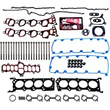 #9: ECCPP Head Gasket with Bolts Sets Automotive Replacement Engine Head Gasket Kits for Ford F-150/F-250 Lincoln 1997-1999 5.4L V8 SOHC
