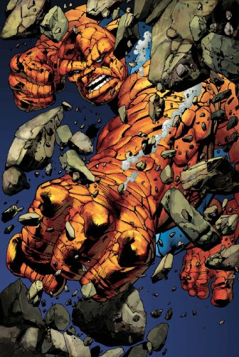 Ultimate Fantastic Four, Vol. 4: Inhuman