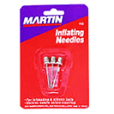 Martin Inflating Needles, Pack Of 3: Toys & Games