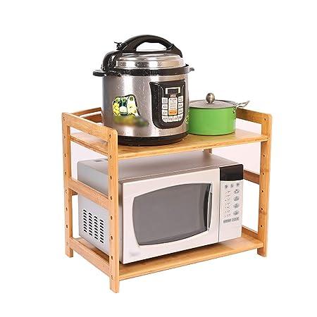 Estantes de almacenamiento de cocina Organizador de cocina ...