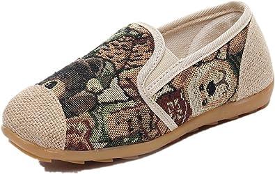 Linen Sneaker Loafer Shoes